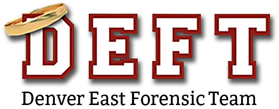Denver East Forensic Team